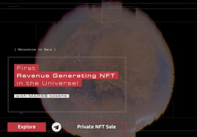保護中: 火星の土地をNFTとして購入できるサイト(必要交換コイン数1)